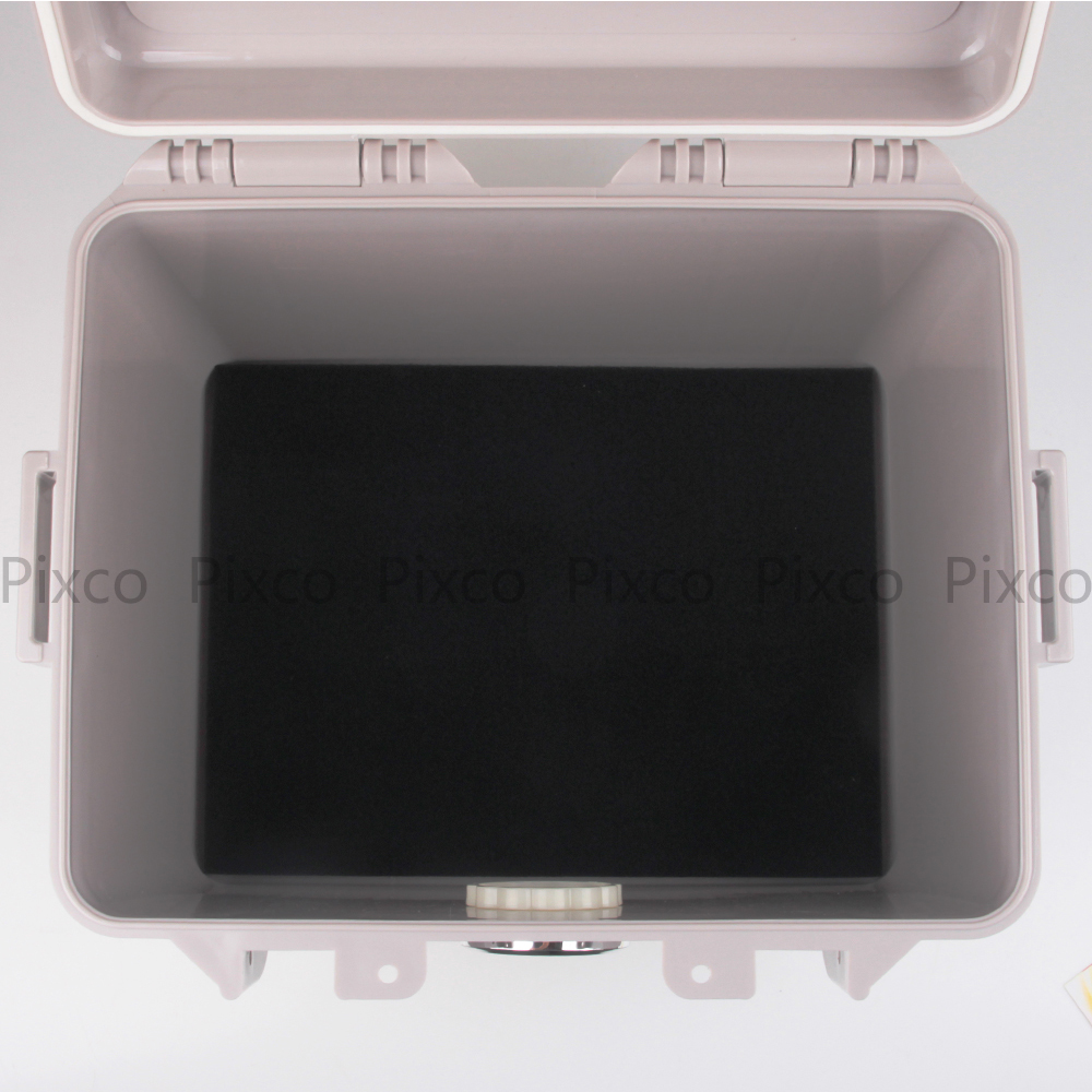 Waterproof Dry Box  For  DSLR Camera + Mouldproof Reusable Electronic Dehumidifier Case Protective Card + Air Blower Gift