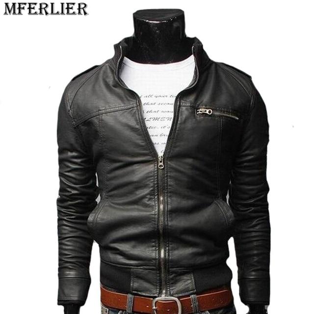 d640ed41fade MFERLIER-marca-oto-o-Invierno-hombre -cazadoras-capa-de-cremallera-de-Cuero-de-Imitaci-n-para.jpg 640x640.jpg