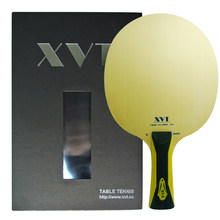 XVT High-End ZL Hinoki ZLC Carbon AMULTART Table Tennis Blade/ ping pong blade/ table tennis bat(China)