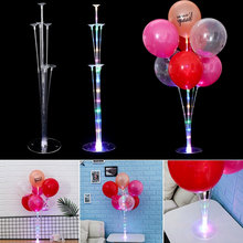 Transparent Transparent Balloon Bracket Outdoor Brackets Wedding Decoration Durable Mother'S Day Birthday Balloon Plunger(China)