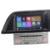 No traço entertainmet multimídia do carro com controle da roda de direcção ipod para Citroen C5 carro dvd player de rádio bluetooth wince 6.0