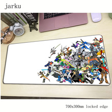 OW mouse pad 700x300X3MM mouse mats laptop padmouse Adorable notbook
