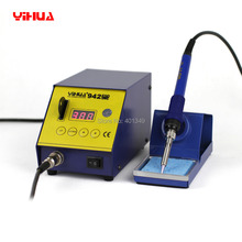 Lead Free Import Heater YIHUA 942 ESD Digital Soldering Station Repairing Laptop Motherboard