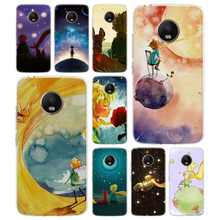 Lovely the Little Prince fox TPU Phone Case For Motorola Moto G7 G6 G5S G5 E4 Plus G4 E5 Play Gift Pattern Coque Cover Shell