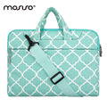 MOSISO Laptop Shoulder Bag Strap For Macbook Air Pro 11 12 13 14 15 15.6inch Case Notebook Computer Bags Women Handbag Briefcase