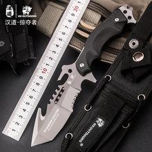 Hx с титановым покрытием 440c Лезвие фиксированный нож g10 Ручка