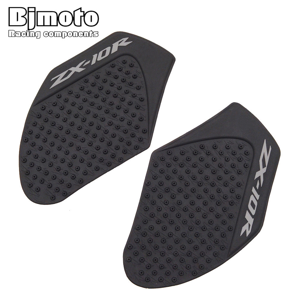 Covers & Ornamental Mouldings Tpp01-10r/11-bk New Motorcycle Tank Traction Pad Side Gas Knee Grip Protector Anti Slip Sticker For Kawasaki Zx-10r 2011-2016 Strong Resistance To Heat And Hard Wearing