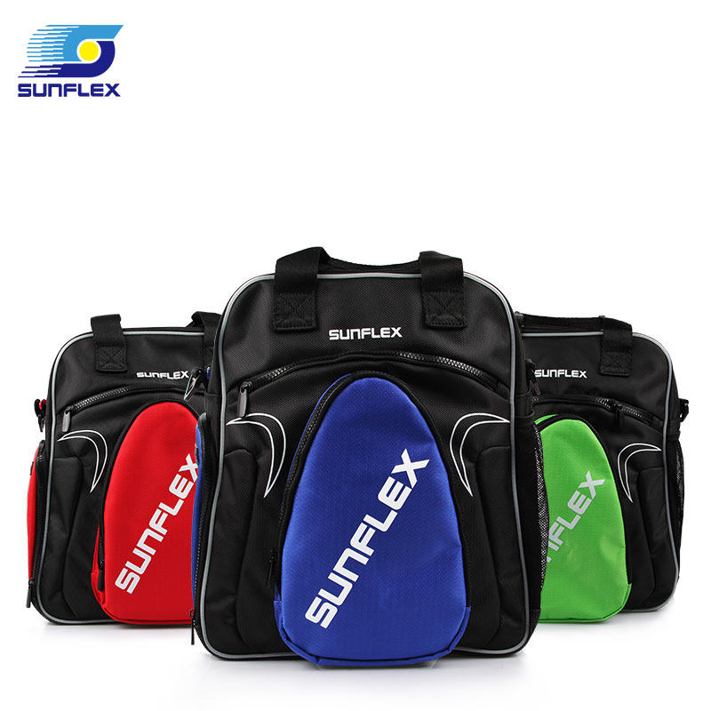 Sunflex Table Tennis Rackets Case for professional training sports ping pong bag accessories tenis de mesa
