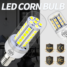 CanLing E14 LED Corn Light E27 Led 220V Light Bulb 5050 SMD Bombillas Led 3W 5W 7W 9W Energy Saving Lamp for Indoor Light 240V new professional indoor 54 x 3w rgb 3in1 flat led par can lights can 110v 240v energy saving led par light tiptop 20xlot