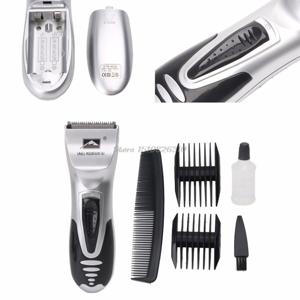 Pro Child Adult Electric Shaver Razor Beard Hair Clipper Trimmer Grooming Kit #Y207E# Hot Sale philips brl130 satinshave advanced wet and dry electric shaver