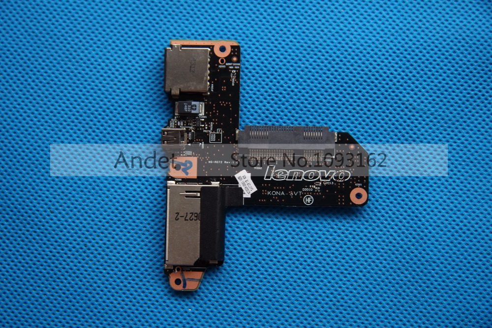 New Original for Lenovo ThinkPad Yoga2 Pro 13 SSD Board HDMI Card Reader USB Board Reader Disport 90004971 VIUU3 45502912001 lenovo thinkpad 13
