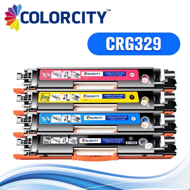 1Set Crg329 Crg729 Crg-329 Crg-729 Appropriate Toner Cartridge For Canon Lbp7010C Lbp7018C Lbp7010 Lbp 7018C 7010 7018 Printer