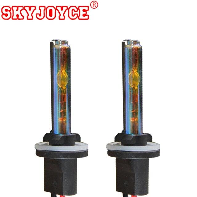 SKYJOYCE 35W 12V Xenon H27 881 880 Hid Lamp Bulb 4300K 5000K 6000K 8000K  For Ac