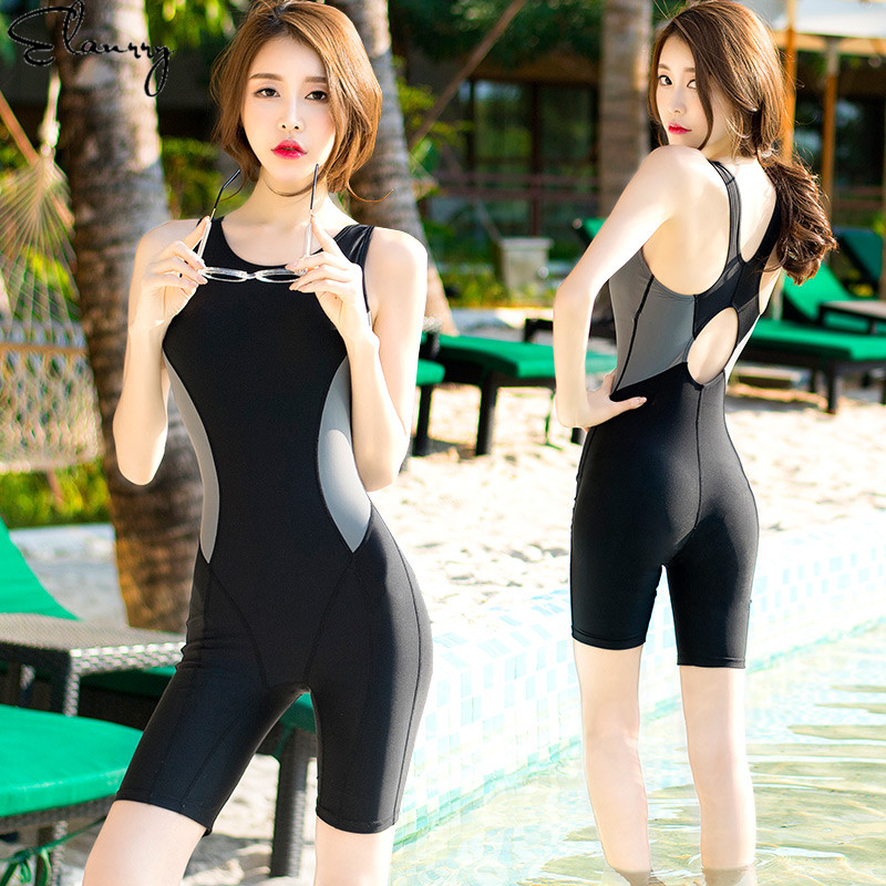 f23b213527 2018 Newest Women Sport Swimsuit Sexy professional Padded Bathing Suit  Ladies Surfing Suits Rashguards Competition Bodysuits