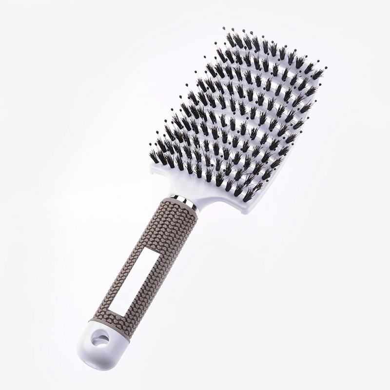 Wonderbrush ™ Detangler Salon Recommended Hair Brush For Messy Hair Girls