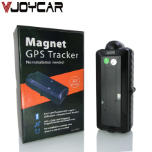VJOYCAR TK20G Best 4G 3G Car GPS Tracker WiFi Geo Fence Anti Lost Waterproof 20000mAh  Life Vehicle Tracking Navi Tracker Device