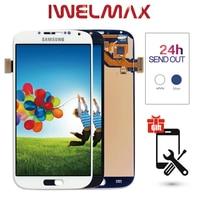 ORIGINAL 5 0 Super AMOLED For SAMSUNG Galaxy S4 GT I9505 I9500 I9505 I9506 I9515 I337
