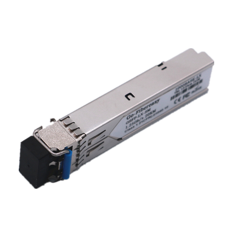 Image 2 - SFP Transceiver Module, 1000Base LX, SMF, 1310nm 20km. 1.25G SFP LX/LH for GLC SX MMD/GLC SX MM-in Fiber Optic Equipments from Cellphones & Telecommunications
