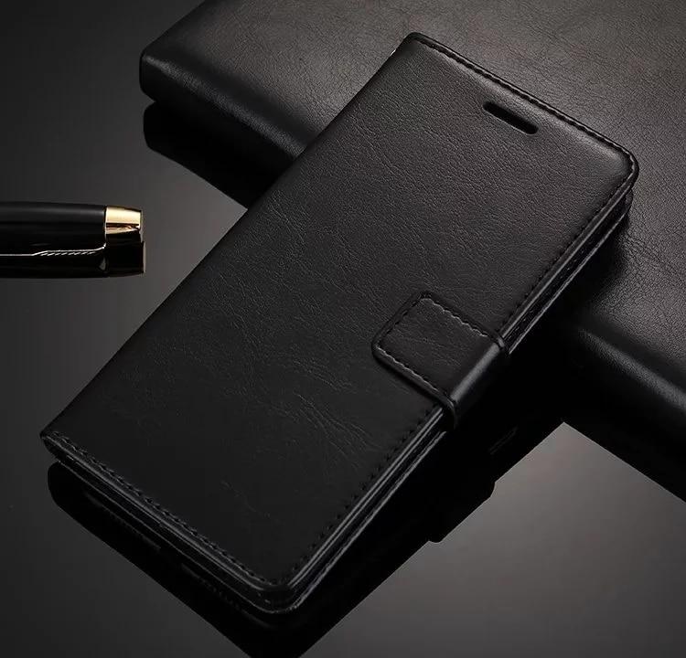 Lyxig Flip PU-läderfodral för Apple IPhone 7 8 Plus med stativ + - Reservdelar och tillbehör för mobiltelefoner - Foto 3