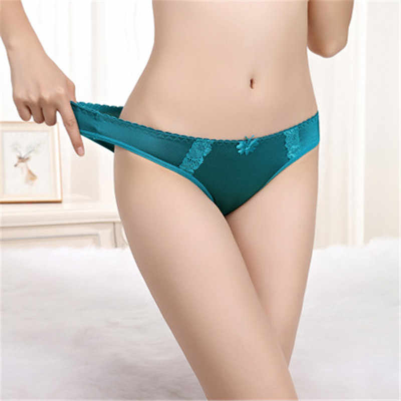 3801c302306b ... 12-20T Girl Lace Thong G-string Sexy Underwear Girl's Panties Low Waist  String ...