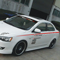 New 2016 fire totem car styling for mitsubishi lancer 10 9, car stickers on side door and waistline,car decor stickers