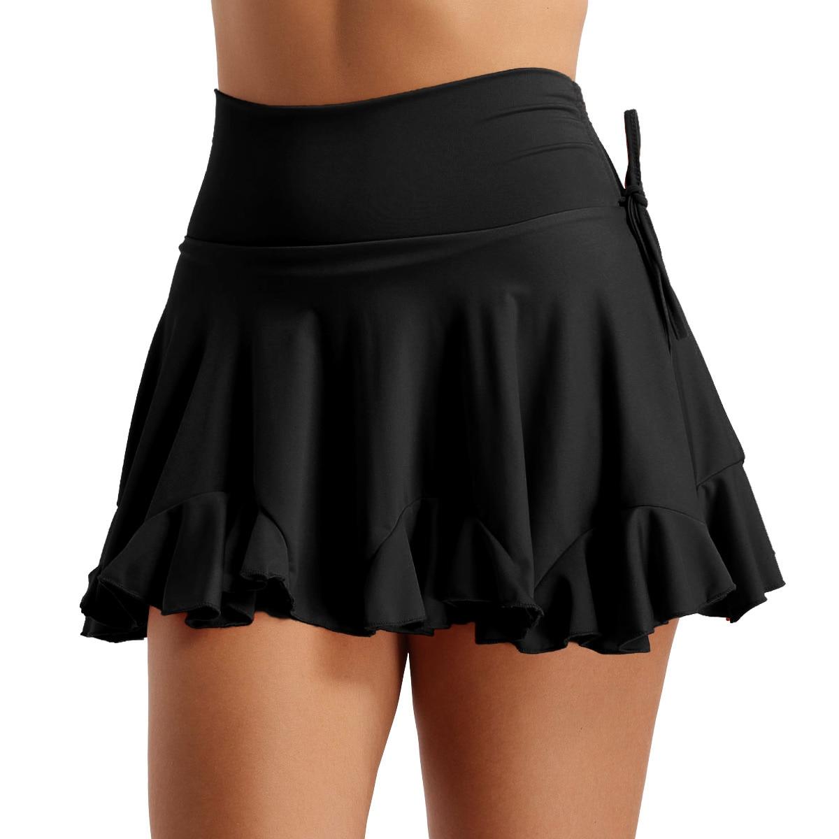 Patent Leather Black Mens Soft Soled Latin Rumba Tango Ballroom Dance Shoes Chic