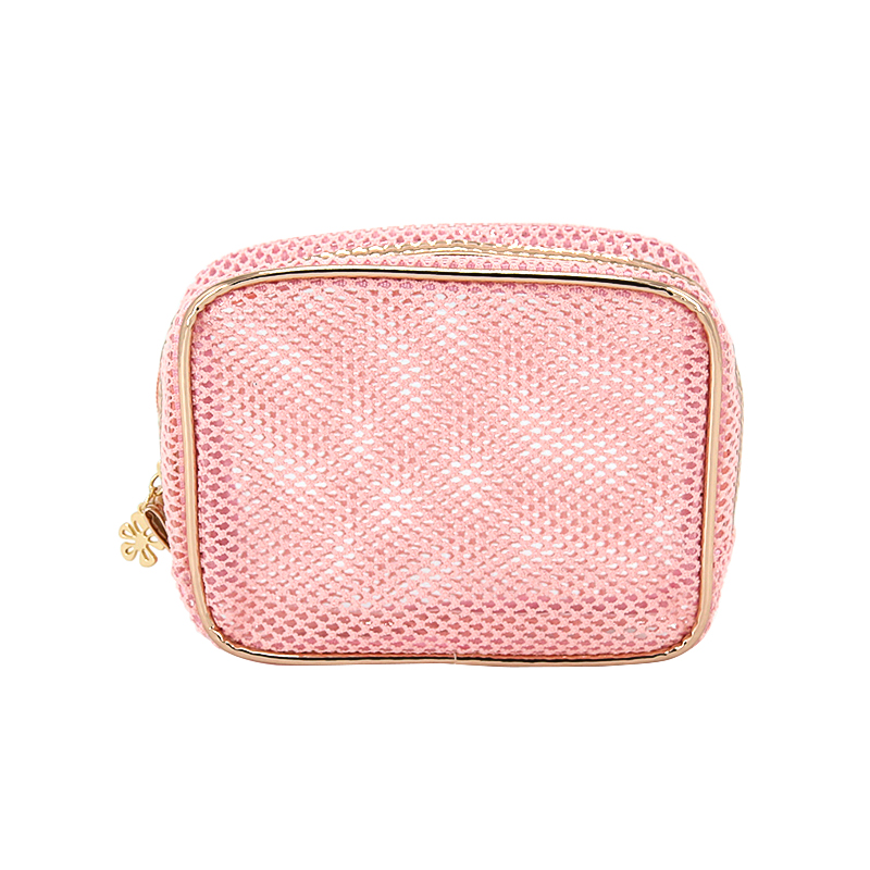 Yeo Nylon Mesh Transpa Travel Portable Cosmetic Bag Toiletry Bags Makeup Brush For Women In Cases From Luggage On