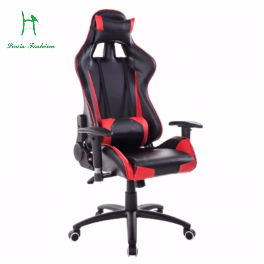 Online buy wholesale gaming chair from china gaming chair for Silla razer gamer