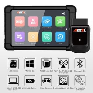 Image 3 - ANCEL X5 OBD2 Scanner WIFI Car Diagnostic Tool ABS SRS Oil EPB DPF Reset Full Systems OBD2 Multilingual Diagnostics Free Update