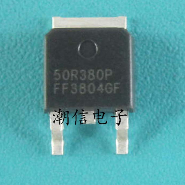 10pcs/lot 50R380P 50R380 TO-252 New Spot Quality Assurance In Stock