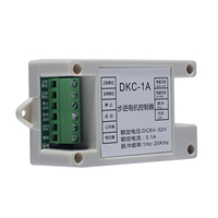 DKC 1A Industrial Stepper Motor Controller/Pulse Generator/Servo/PLC/Potentiometer Speed Regulation