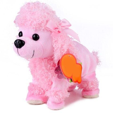 criancas brinquedos eletronicos filhote de cachorro interativo