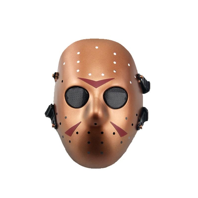 Party Masks Festive & Party Supplies Jason And Freddy Vs Jason Mask Halloween Memorial Classics Film Jason Cs Airsoft Paintball Dummy Gas Mask Cosplay Masquerade