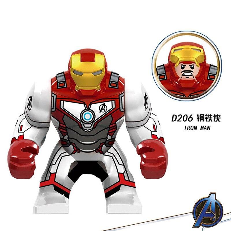 Big Decool Thanos Large Anti Venom Riot Carnage Iron Man Monger Whiplash Hulk Buster Building Block Figures Toy For ChildrenJM 8 in Blocks from Toys Hobbies