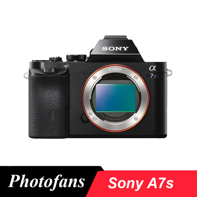 Sony  Alpha a7S Mirrorless Digital Camera  (Body only)