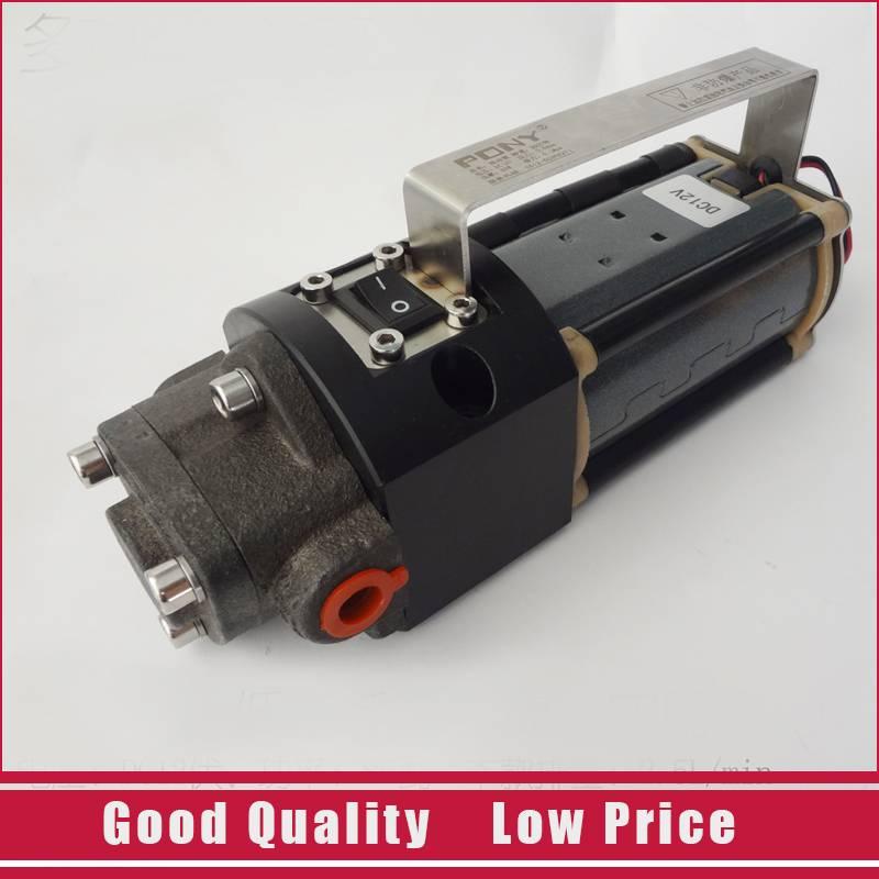 4.5L/min bricolage pompe à huile de voiture