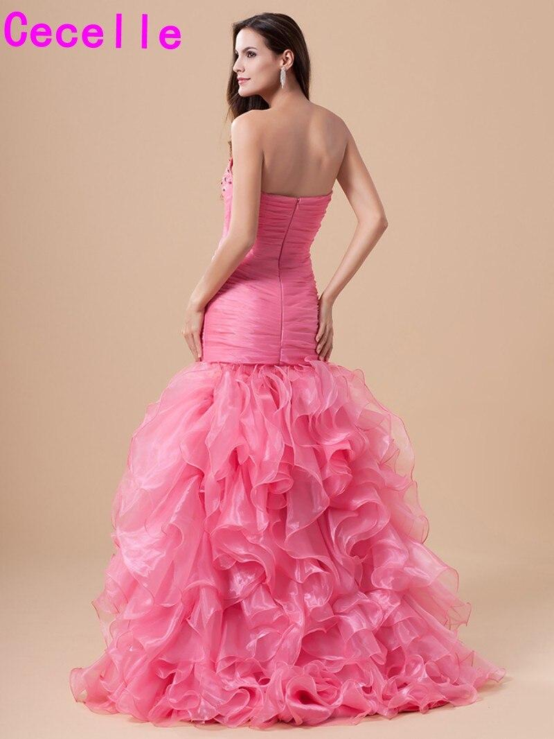 Excepcional Vestidos Sirena De Baile Galería - Colección de Vestidos ...