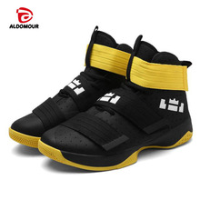 Mens And Boys Basketball Shoes Lebron James Shoes Plus Size 36-45 Lace Up Sneakers Trainers Zapatos De Baloncesto Chaussures De