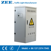 48 outputs LED Traffic Light Controller 220V Traffic Signal Controller Remote Control Networking Control Traffic Management