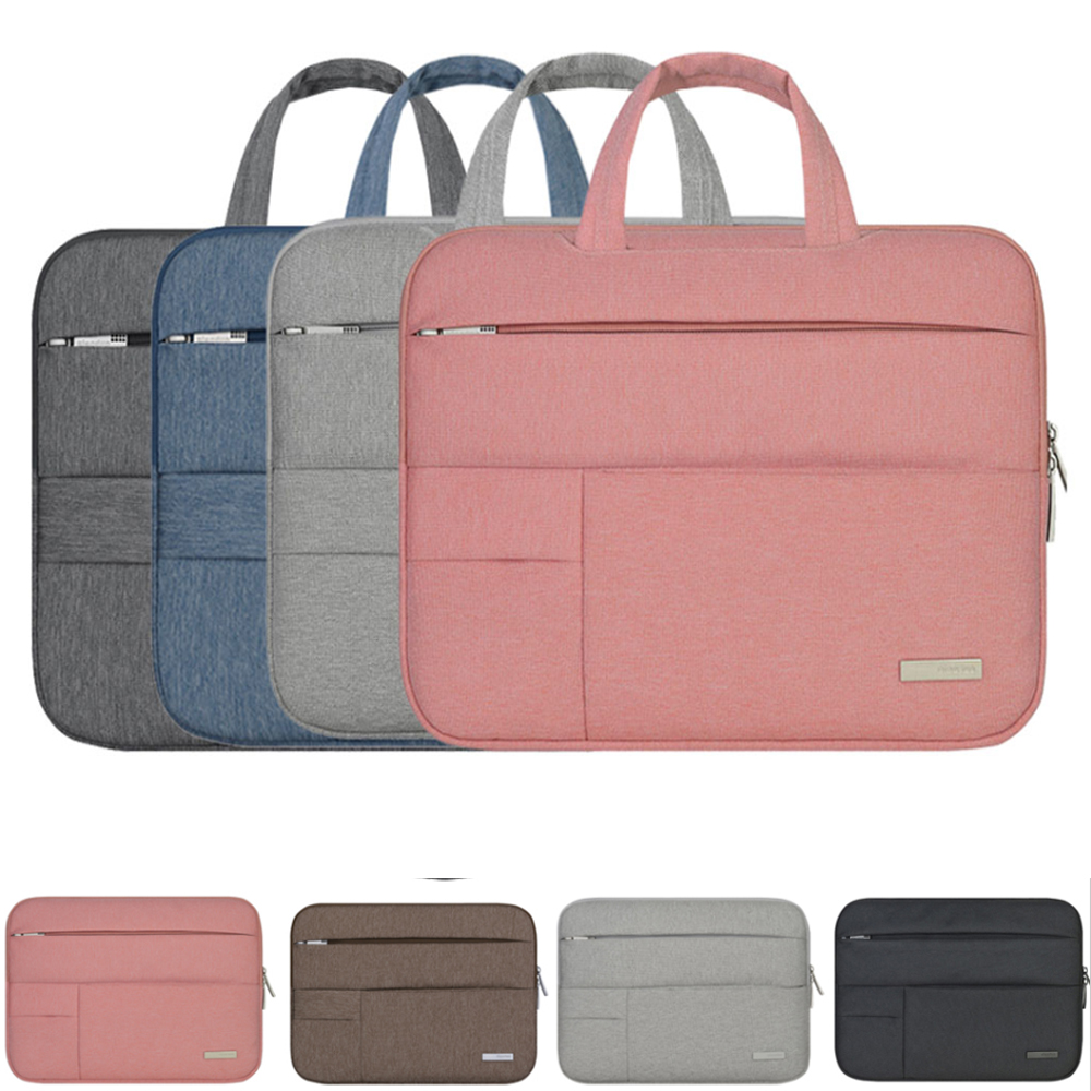 Sleeve for Xiaomi Air 13.3 12.5 11 12 13 inch Laptop Bag for Women men Tablet Bags Notebook Case for Macbook air pro retina notebook bag 12 13 3 15 6 inch for macbook air 13 case laptop case sleeve for macbook pro 13 pu leather women 14 inch