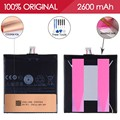 100% testado bop9c100 2600 mah li-ion bateria do telefone móvel para htc desire 816 dual sim peças de reposição
