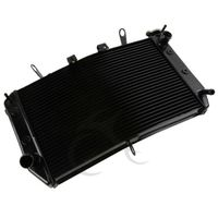 Motorcycle Replacement Aluminum Radiator Cooling For YAMAHA FAZER 800 FZ8 2011 2013 2012