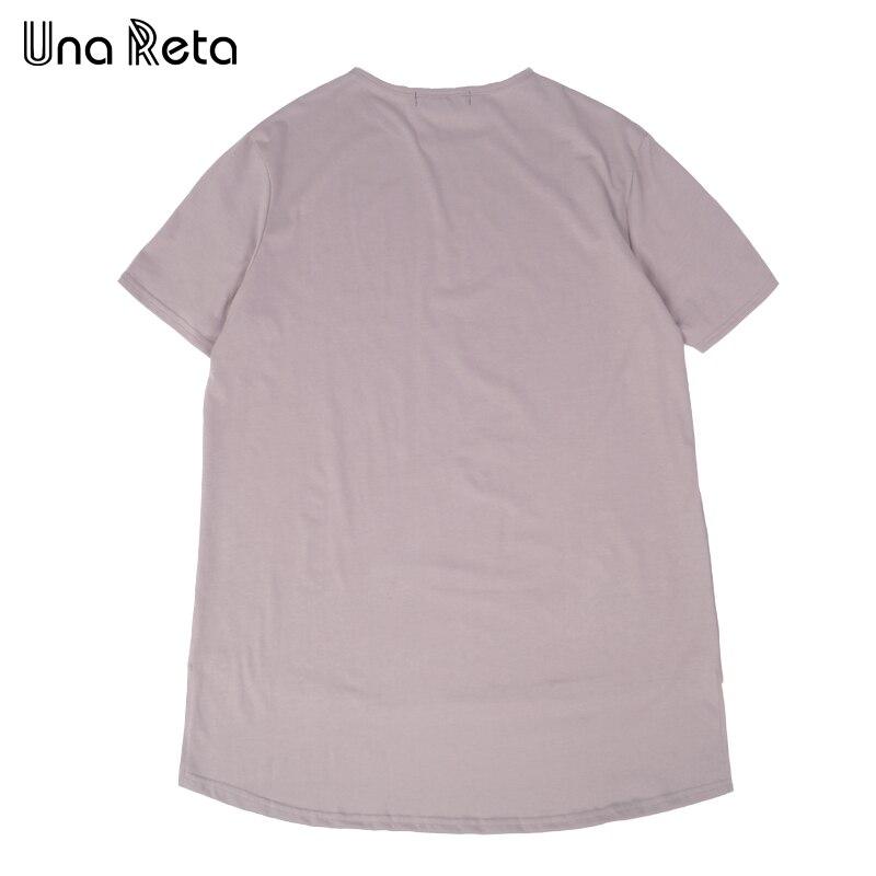 a91cf63cebf  BIG SALE  CHEAP Una Reta Men s T-shirt 2018 New Summer t shirt Solid Color  Curved Hem Long Line Hip Hop T shirt Slim Brand Tee Shirts Men Tops ...