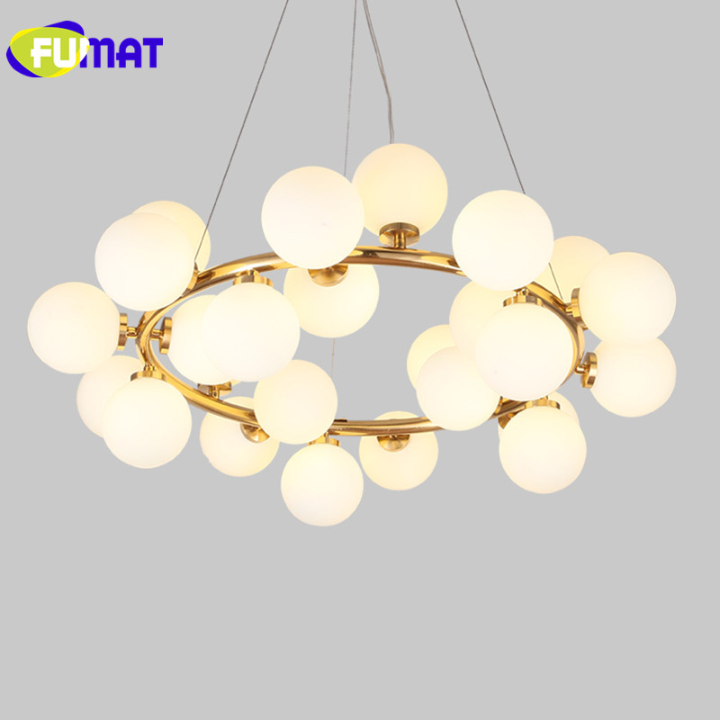 Modern Pendant Lights G4 LED Lamp Black/Gold Hanging Lights Suspension Luminaire Bubble Glass Ball Magic Beans Pendant Lights sex tools for sale overweight shackle sex toys bdsm fetish bondage harness restraint set adult games sextoys for men and women