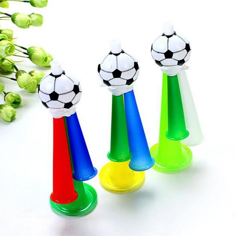 Fan Horns Sports & Entertainment M World Soccer Cup Football Fans Cheer Horn Speakers Sport Fans Horns Football Horn Cheerleading Loudspeaker