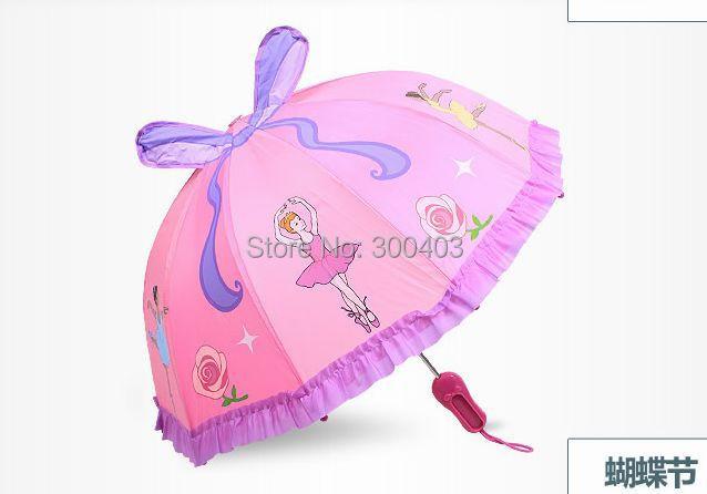 Ballerine Parapluie Kidorable, Rose