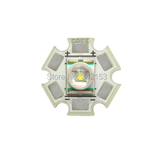 Free Shipping Cree XR-E XRE White 3W 20mm High Power Energy Saving LED Beads 250LM For Lamp/Torch Light High Brightness