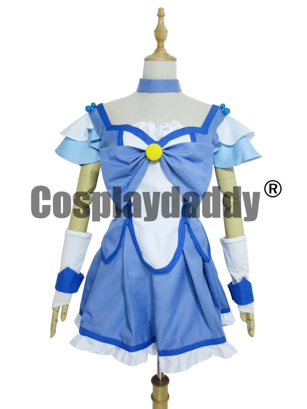 Pretty Cure Smile PreCure (Cure Beauty) Cosplay Costume beauty box pretty woman vilenta