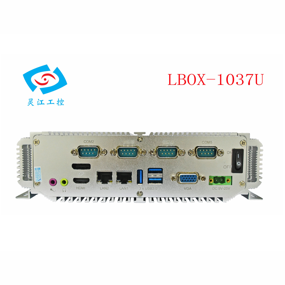 Server Rack Size Industrial All-in-one Single Board Computer With Intel I5-3317U