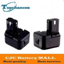 New 2PCS 12V Ni-MH 3.0Ah Replacement Power Tool Battery forHitachi EB1212S EB1214L EB1214S EB1222HL EB1230X EB1220BL 322629